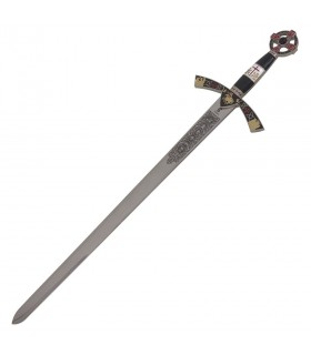 Cadet Sky Sword Knights. 76.5 cms.