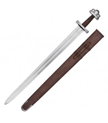 Norwegian sword with sheath, 10th century