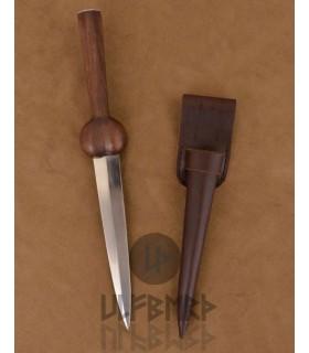 Testicular Dagger with sheath