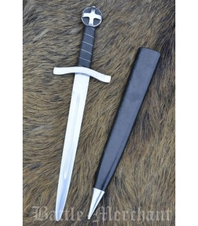 Dagger Crusaders with sheath