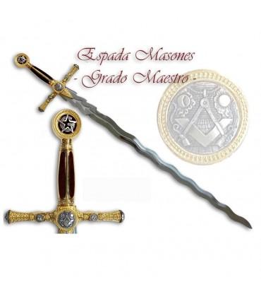 Sword Mason.- Master's Degree