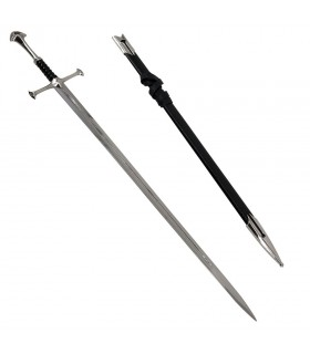 Fantastic sword with sheath (129 cms.)