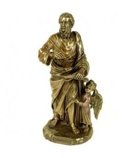 Figure of St. Luke the Evangelist