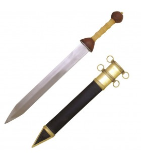 Gladius sword with sheath