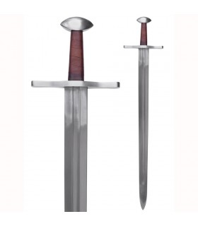 Viking sword with scabbard