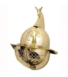 Thracian Helmet Pompeii in brass
