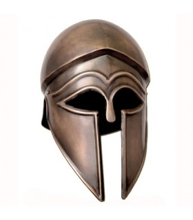 Italo-Corinthian Helm, antique finish