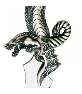 Daga Merlín decorativa
