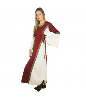 Medieval women dress Aelis