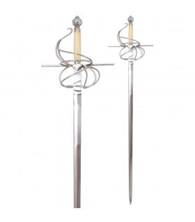 Italian Rapier Sword, S. XVII