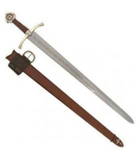 Accolade Knight Templar sword