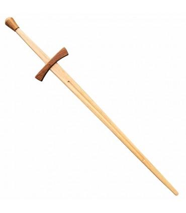 Wooden sword 2 hands for practices