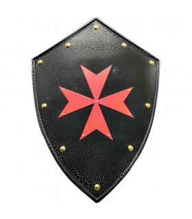 Cross shield Knights of Malta