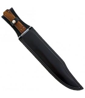 Cuchillo Bowie cazador