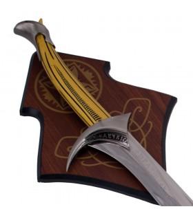 Espada Fantástica con soporte pared