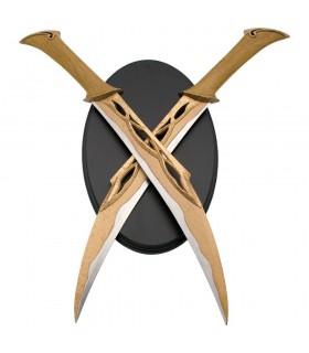 Panoplia espadas fantásticas