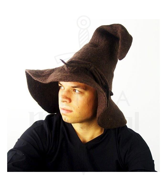 Wool cap in wool