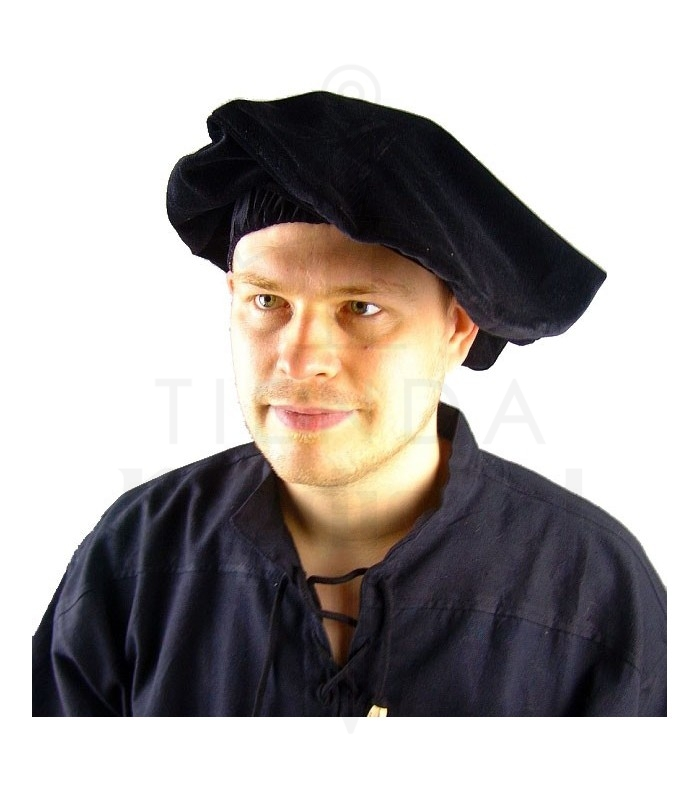 Renaissance cotton cap. Caps - Hats-Hats - Accessories. Medieval Shop 911cf91e5a0