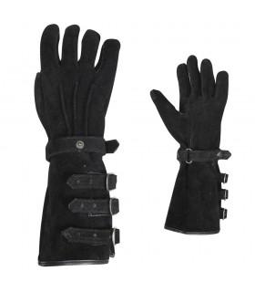 Kandor medieval warrior gloves