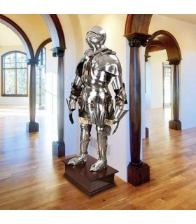 Italian Gothic armor, decorative