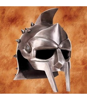 Helmet Roman Gladiator with spikes