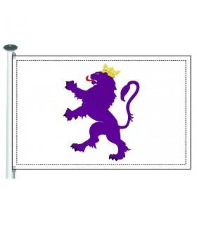 Bandera Reino de León