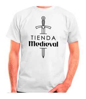 White T-shirt of Medieval Store