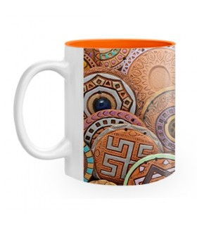 Runes Mug and Celtic Symbology