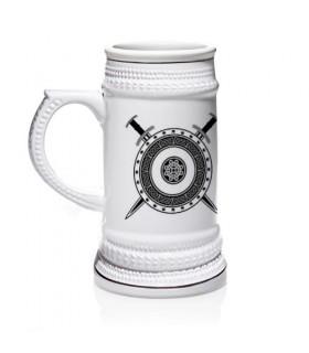Jarra de cerveza de los Vikingos