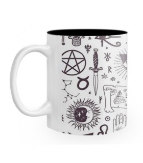 Astral Esoteric Ceramic Mug