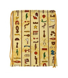 Waterproof Egyptian rope backpack (34x42 cms.)