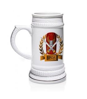Jarra de cerveza Legiones Romanas