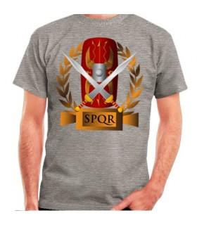 Camiseta Legión Romana, manga corta