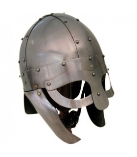 Helmet Viking with a Mask and protections