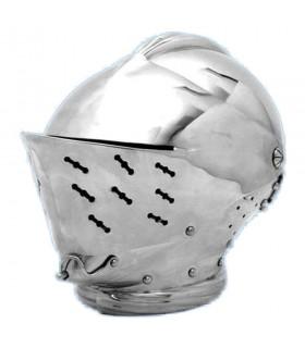 Helmet Medieval Tudor Closed, years 1522-1523