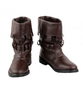 Boots medieval Martin brown