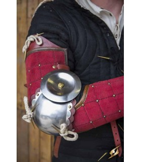 Protection full arm, Paladin, red