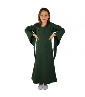 Dress-Tunic medieval for girl