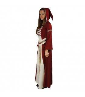 Dress medieval girl Eara