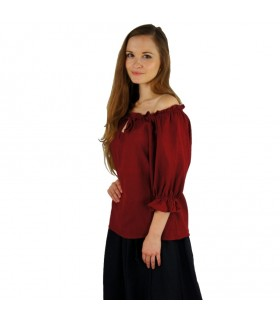 Blouse medieval women, 2 colors