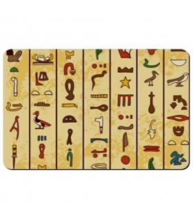 Flexible magnet rectangular Egyptian Hieroglyphics