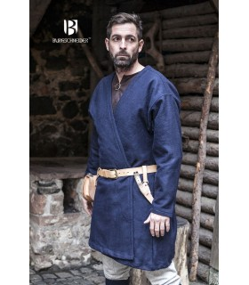 Tunic Medieval Loki blue long sleeve