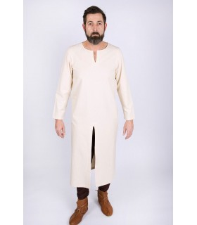Tunic Medieval Gilbert, Cream