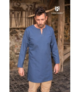 Tunic Medieval Leif, blue