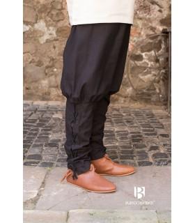 Pants medieval Wigbold, black