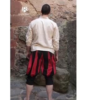 Pirate pants-Maximilians-universität, red-black