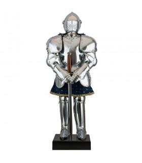 Armor German in miniature (66 cms.)