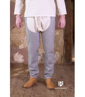 Legs wool Bernulf, grey