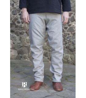 Pants medieval Fenris, grey