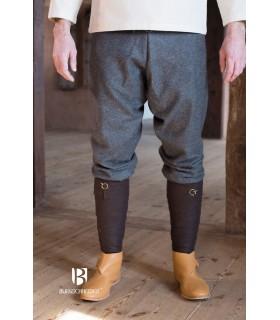 Pants medieval Fenris, dark grey